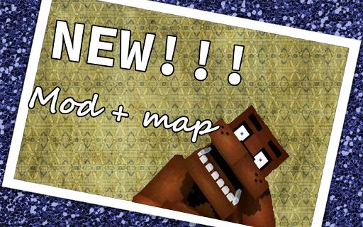 Mod FNaF for Minecraft PE