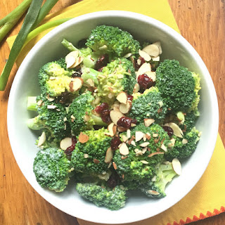 Broccoli Crunch Salad.