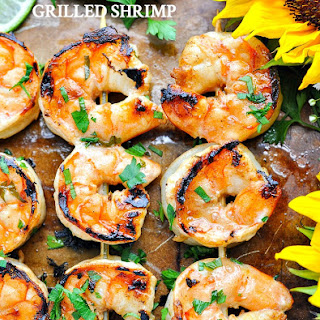Marinated Grilled Shrimp Recipes.