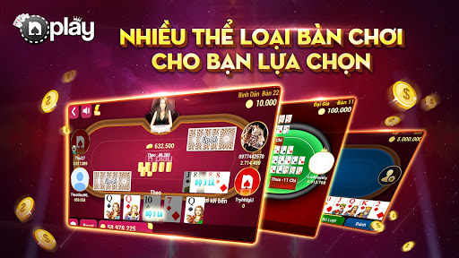 NPlay u2013 Tien Len, Xi To  screenshots 18