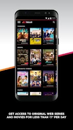 ALTBalaji-Comedy, Thriller, Drama & Romantic Shows APK screenshot thumbnail 2