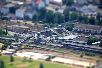 Photo: Bingen Bahnhof