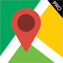 GPS Maps & Navigation with Travel Guide pro icon