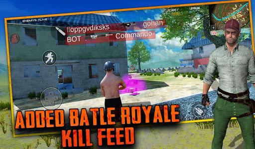 Free survival: fire battlegrounds battle royale 5 screenshots 1