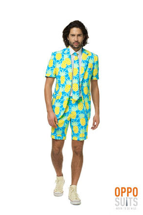 Opposuit, Shineapple