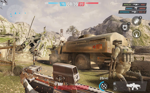 Warface: Global Operations u2013 Gun shooting game,fps  screenshots 7