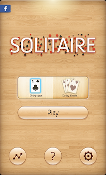 Solitaire classic card game