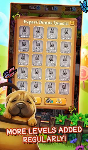 Puppy Dog Pop - Bubble Shoot Mania screenshots 4