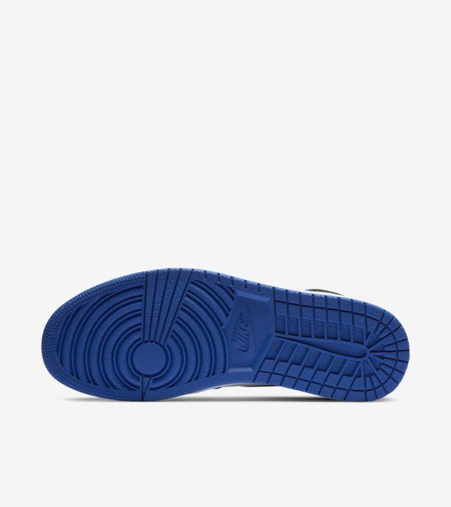 """Nike Air Jordan 1 Retro High OG Royal Toe"" รองเท้าที่ขายหมดไวเพราะซีรีส์ The Last Dance 05"