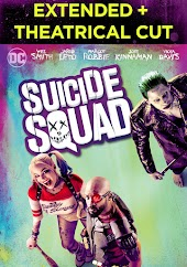 Suicide Squad:  Extended + Theatrical Cut