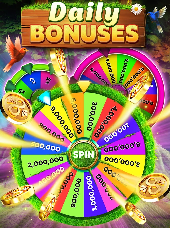 infinity slots free coins