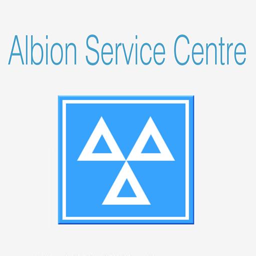 Albion Service Centre 商業 LOGO-玩APPs
