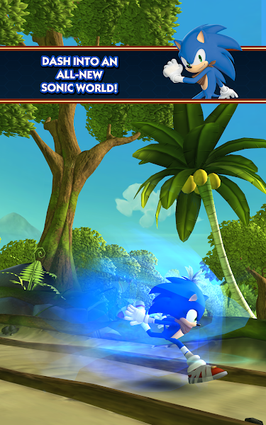 Sonic Dash 2 Sonic Boom v0.1.1 APK Mod