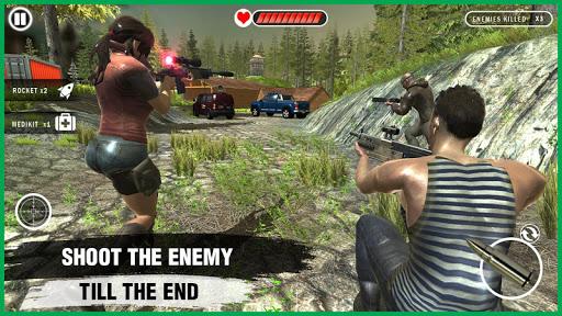 Free Squad Survivor :Modern battleground 2k18 1.1 app download 7