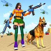 Real Commando Shooting Strike – Fps Shooting Games MOD APK 1.0.2 (Mega Mod)