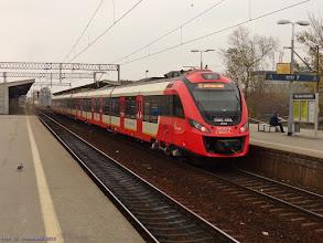 Photo: 35WE-001 (SKM Wwa), Pruszków - Warszawa Anin {Warszawa Wschodnia; 2015-10-25}