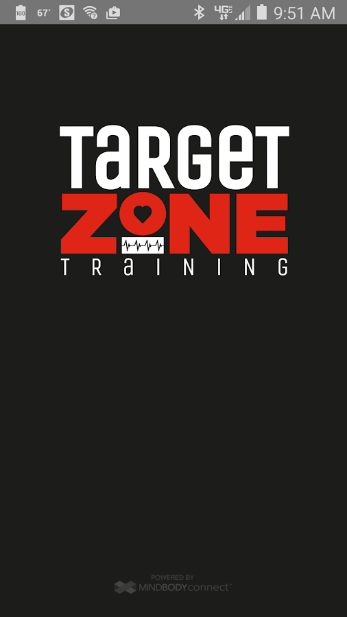 Target Zone Training- screenshot