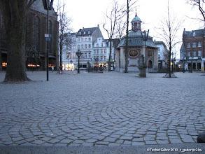 Photo: fő tér, Kevelaer (nagy német búcsújáróhely)