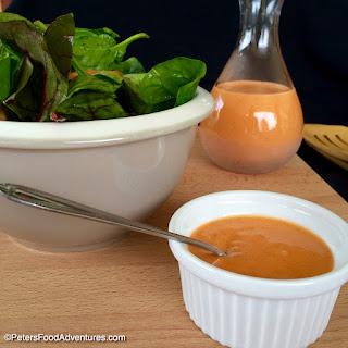 Ketchup And Mayonnaise Salad Dressing Recipes.