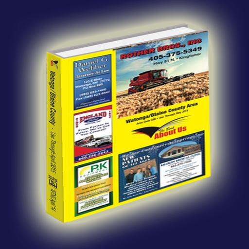 Watonga Oklahoma Phone Book 書籍 App LOGO-APP試玩