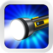 LED Flashlight HD + SOS