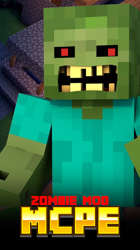Zombie MODS For MCPE.