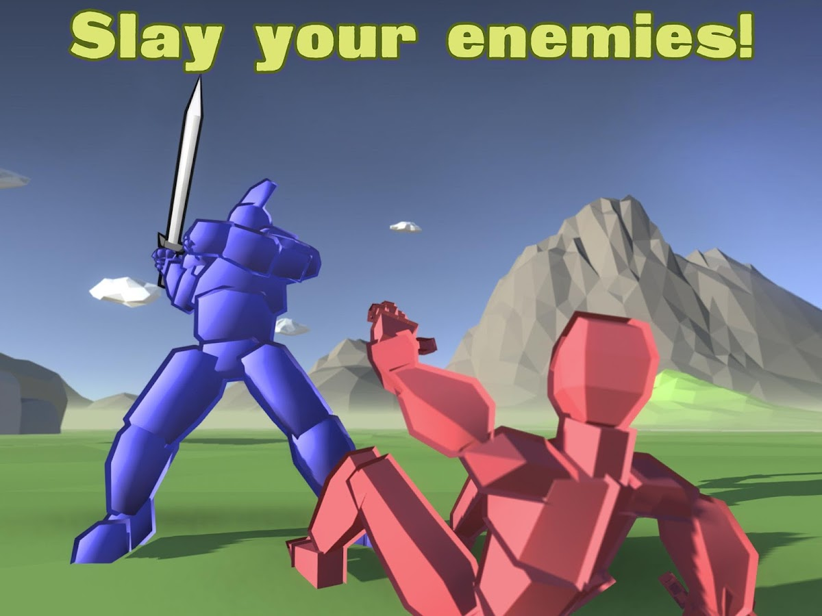 Real Battle Simulator- screenshot