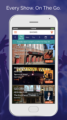 MusicLoon - Local Live Music