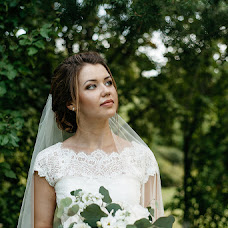 Wedding photographer Anya Piorunskaya (Annyrka). Photo of 08.02.2018