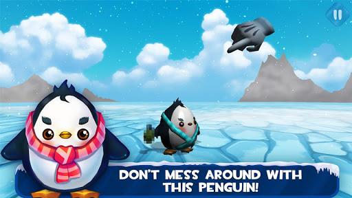 Poke The Penguin 3D