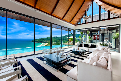 A Delicate and Beautiful Paradiso Villa in Phuket
