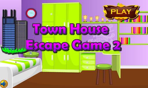 タウンハウス脱出ゲーム2