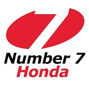 Number 7 Honda