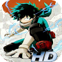 My Hero Academia Wallpapers HD APK icon