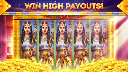 Pharaohs of Egypt Slots u2122 Free Casino Slot Machine 1.45.4 screenshots {n} 3