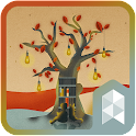 Fall Story Launcher theme icon
