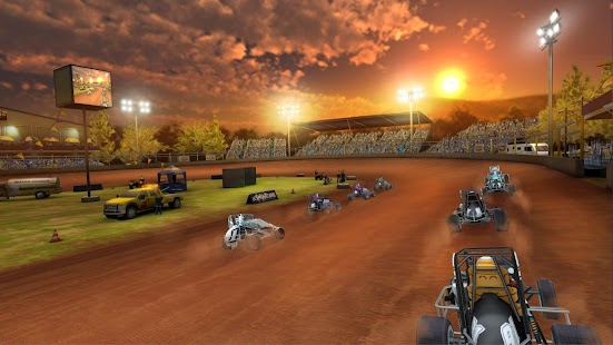Dirt Trackin Sprint Cars- screenshot thumbnail