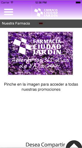 Farmacia Ciudad Jardín