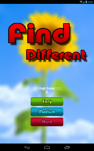 無料解谜Appの違いゲームを見つけます。|記事Game