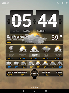 Weather+ Free screenshot 5