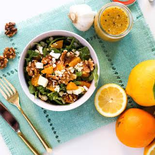 Citrus Vinaigrette Salad Dressing.