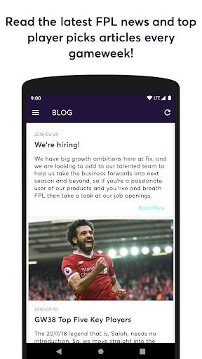 Fantasy Football Fix for FPL 1.2.0 screenshots 1