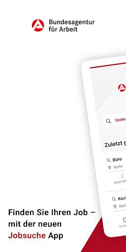 Jobsuche – die neue JOBBÖRSE 2.6.0 screenshots 1