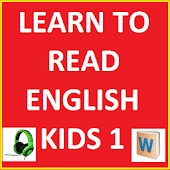 Learn to read English kids 1