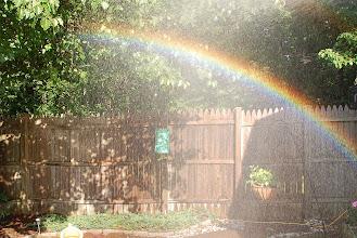Photo: Day 53 ... My homemade rainbow