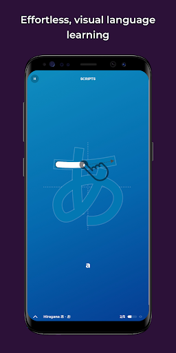 Scripts by Drops - Learn to write 33.15 Apk for Android 3