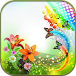 HD Butterfly Live Wallpaper Icon