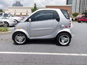 Photo: Smart Car?