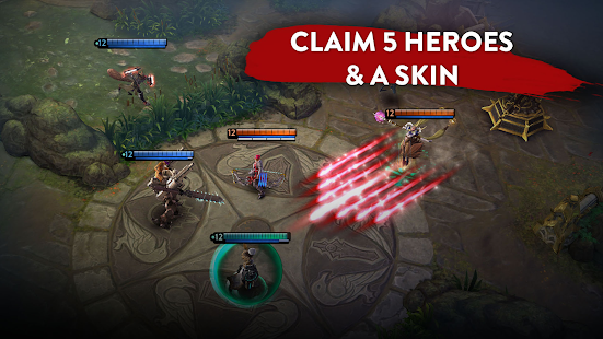 Vainglory 5V5 v4.1 APK Data Obb Full Torrent