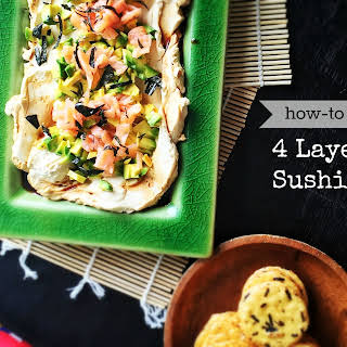Sushi Dip Recipes.